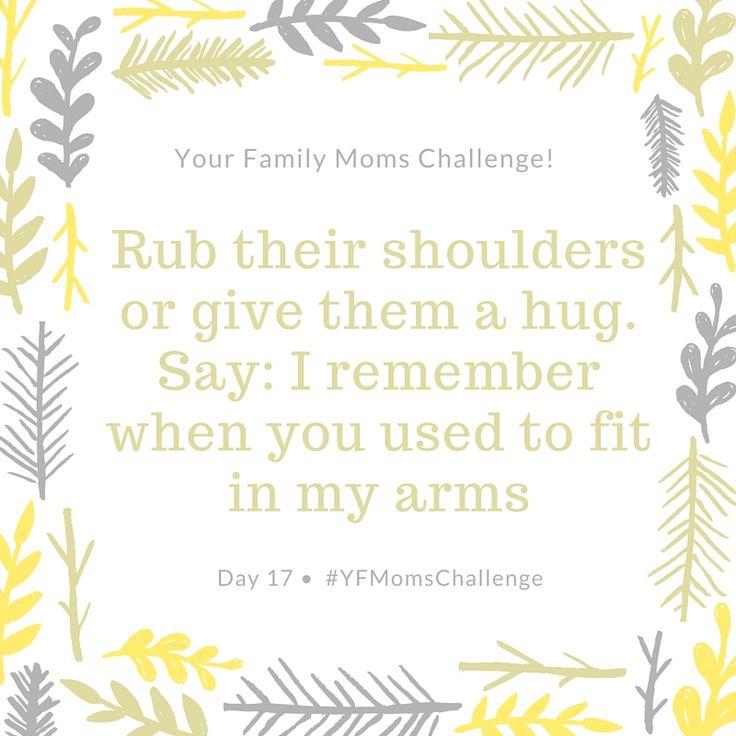 #YFMomsChallenge