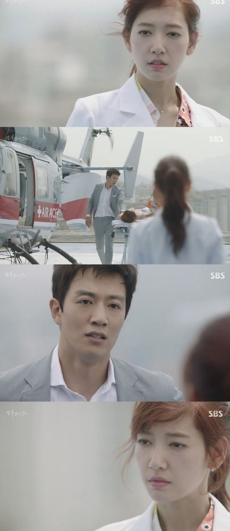 Added episode 4 captures for the Korean drama 'Doctors'.