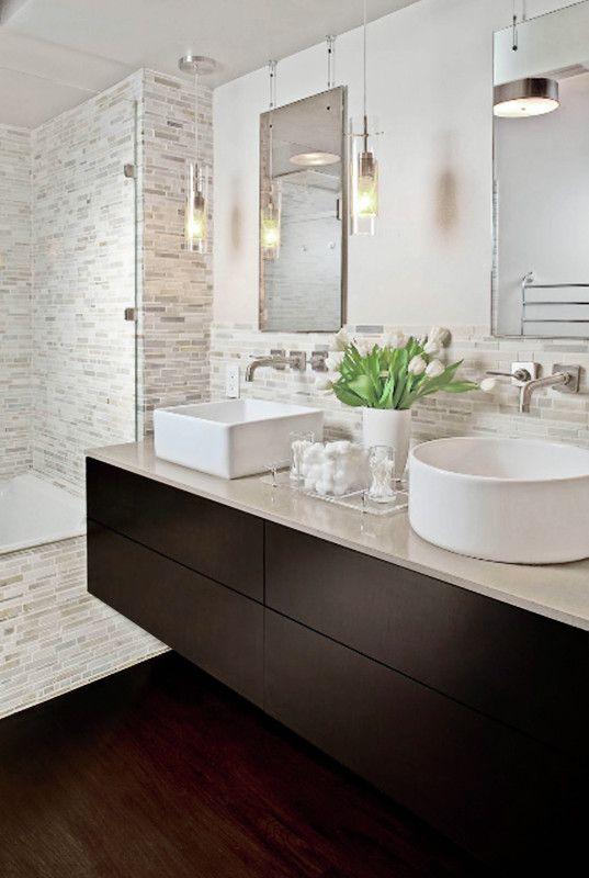 Delancey Street Warehouse Master Bathroom