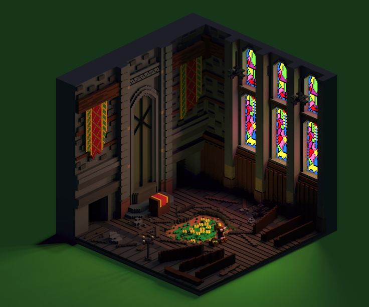 Aerith's Church