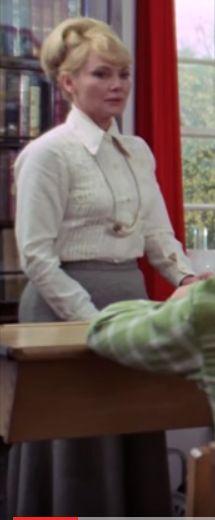Dame Hannah?