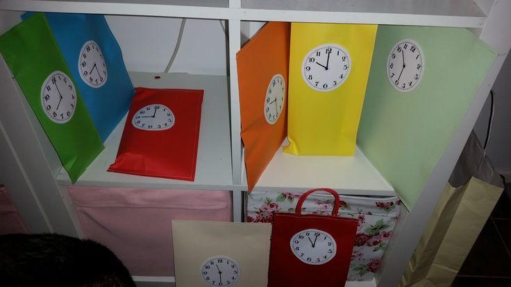 nellemies design: Countdown-Tüten für Silvester