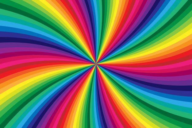 Remolino De Color Arco Iris Torciendo Fo Premium Vector Freepik Vector Fon Fondo De Pantalla De Arco Iris Fondos De Pantalla Calaveras Fondo Multicolor
