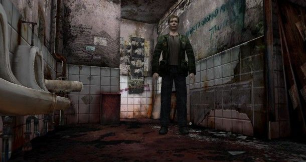 On The Level: Silent Hill, Silent Hill 2 | PC Gamer