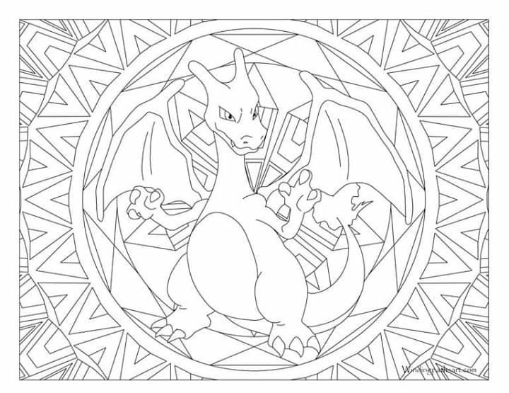 Pin By Stacey Toda On Mandala In 2020 Pokemon Coloring Pages Pokemon Coloring Coloring Pages