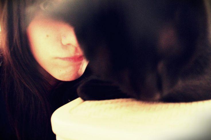luna and me!