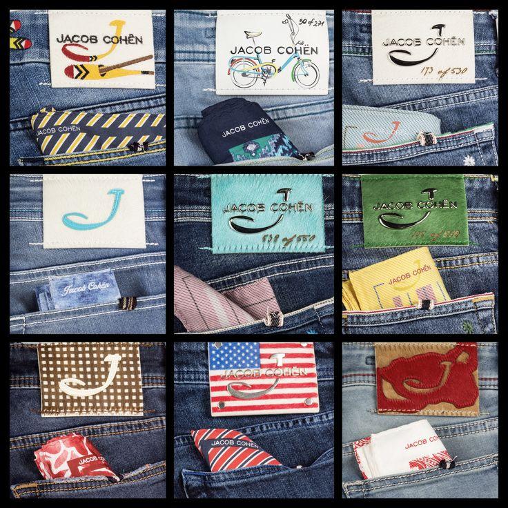 NEW S/S JACOB COHEN collection!  www.ilsetaccio.com
