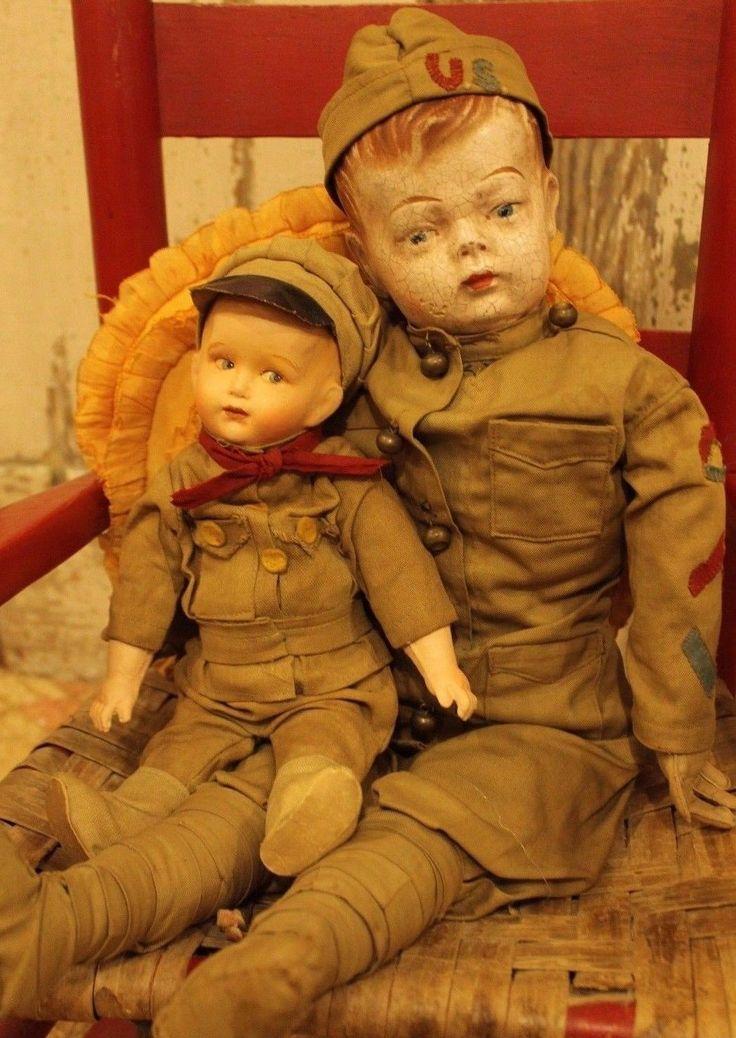 10+ images about Antique Dolls-Little Men on Pinterest ...