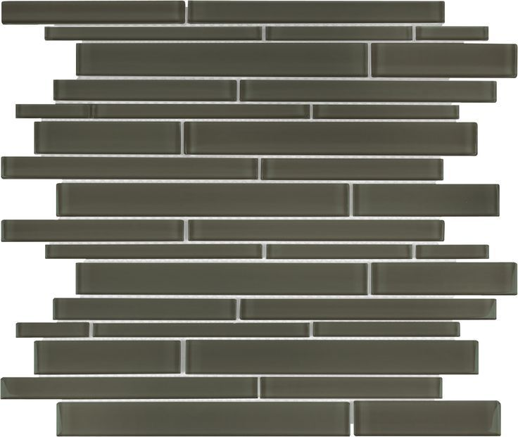 Discount Glass Tile Store - BLISS GLASS - RANDOM STRIP CARBON ELEMENTS, $8.85 (http://www.discountglasstilestore.com/bliss-glass-random-strip-carbon-elements/)