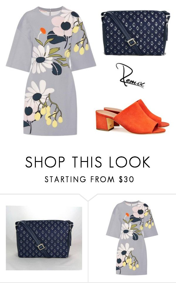 """""""Vzory"""" by aleva on Polyvore featuring Marni and Tory Burch"""
