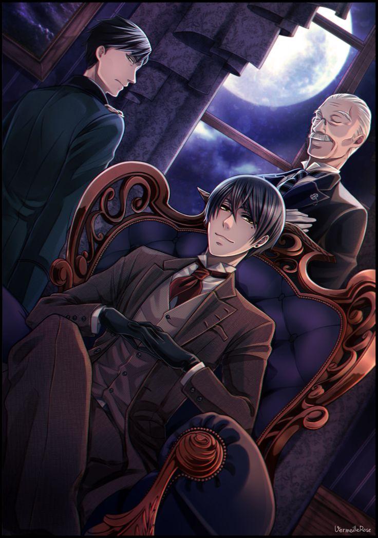 VermeilleRose | Manga Coloring by VermeilleRose Original art...