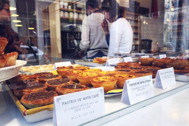 Forcado pasteis 2 #pasteis #food #bruxelles