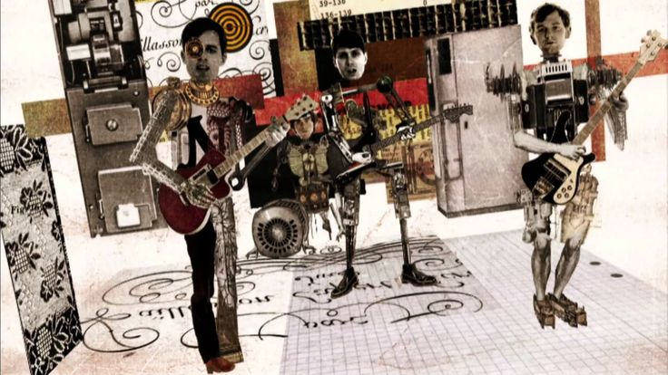 Take Me Out - Franz Ferdinand. Music Video (2003).