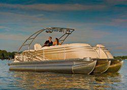New 2013 - Bennington Boats - 2575 QCW Closed Stern