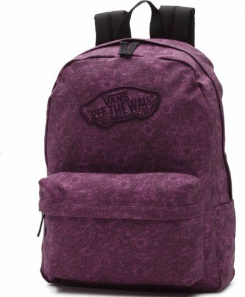 Realm Vans backpack