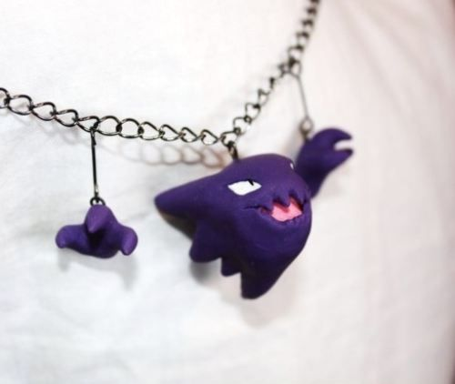 A Haunter Necklace I must have!