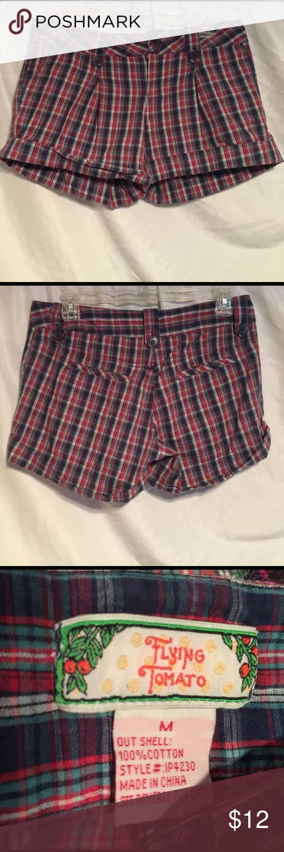 Flying tomato size medium shorts Flying tomato size medium shorts Flying Tomato Shorts