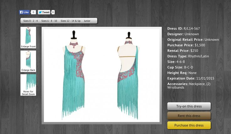 32 best Ballroom Dress Rentals images on Pinterest | Ballrooms ...