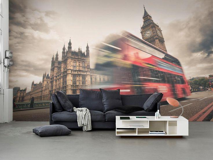 Η Houseart ''πάει'' Λονδίνο με διώροφο λεωφορείο!! Vintage London   http://www.houseart.gr/select_use.php?id=291&pid=11477