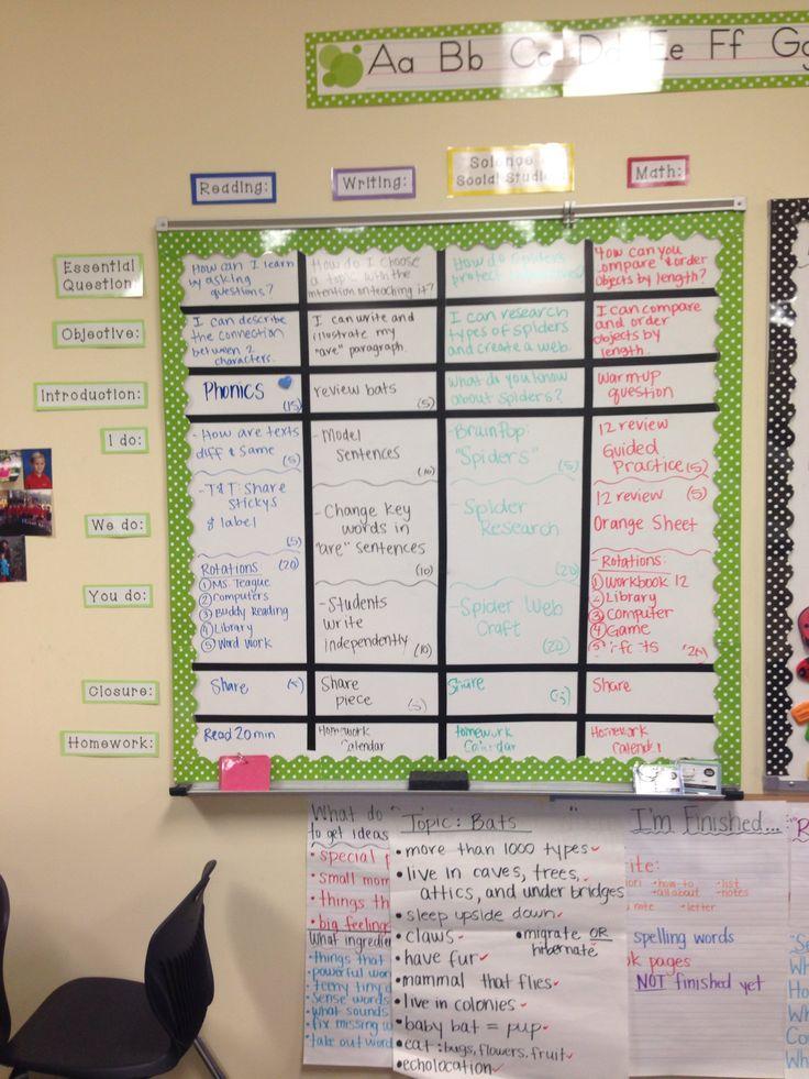 Classroom Decor Websites ~ Best ideas about classroom agenda on pinterest