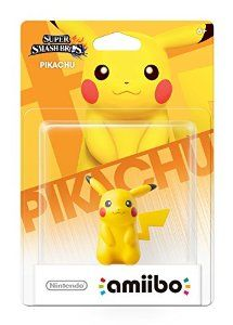 Pikachu Amiibo Figure - $12.99 Target