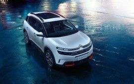 WALLPAPERS HD: Citroen C5 Aircross SUV
