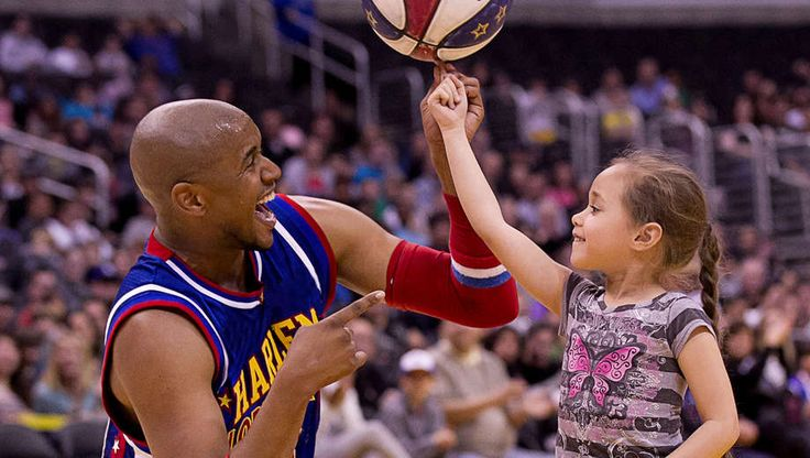 The Harlem Globetrotters: Internationally Famous Team on 2017 World Tour, $26 - Save $16.85