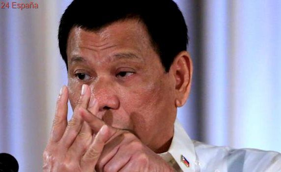 Duterte amenaza con declarar la ley marcial «sin hacer ruido»