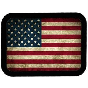 Picture of American Flag Distressed Patch