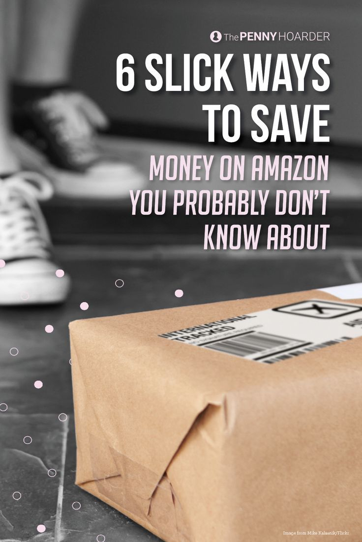 Are you an online shopping addict? Well, this should help with the guilt. We found six smart tools to help you save money on Amazon.