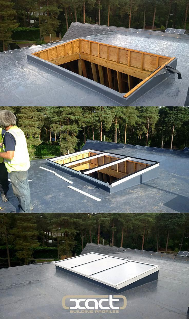 Green Roofs And Great Savings Glass Roof Roof Lantern Flat Roof Skylights