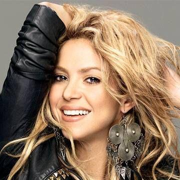 Shakira estará em animação da Disney
