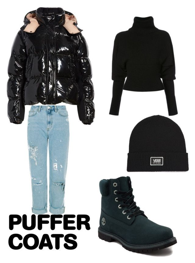 """""""Untitled #129"""" by dariatamasan on Polyvore featuring Moncler, Creatures of the Wind, Timberland and Vans"""