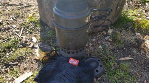 Esbit Spirituskocher #esbit #kocher #outdoor #bushcraft