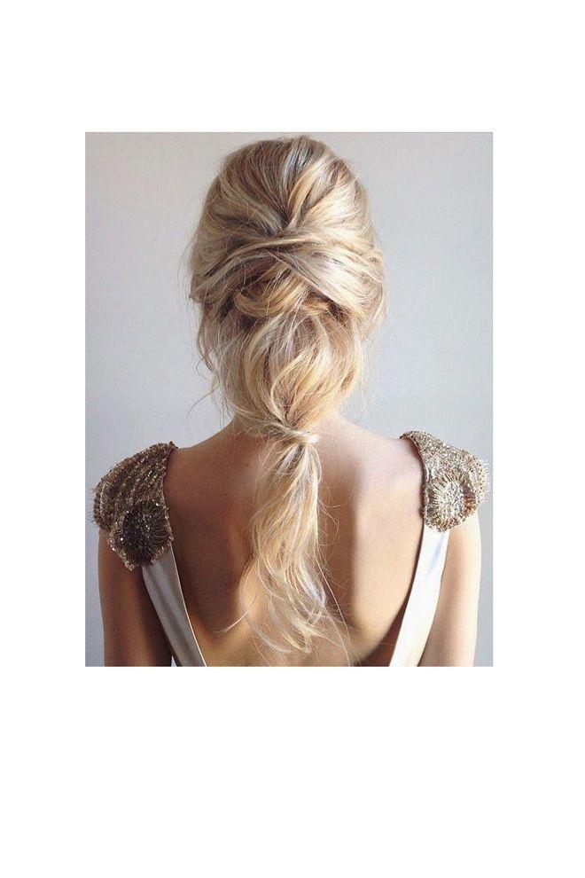Peinados de invitada primavera 2015 - Style Lovely