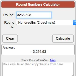 Best 25 rounding decimals calculator ideas on pinterest decimal round numbers and decimals to thousands hundreds tens ones tenths hundredths urtaz Gallery