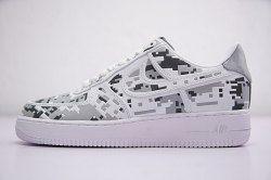 11be947a5f07dc Men s Nike Air Force 1 Premium 08 Qs Digi Camo 520505 100 Boys Casual Shoes  Sneakers