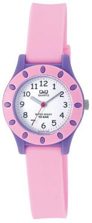 Dětské vodotěsné hodinky Q&Q VQ13J013Y