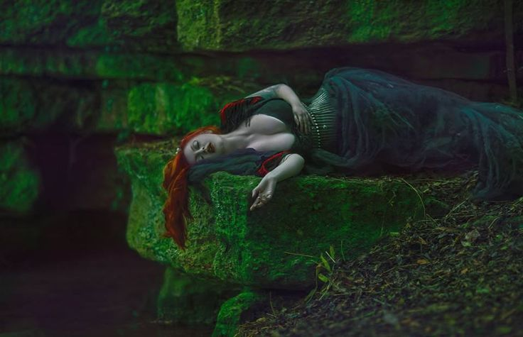 Photographer: A.M.Lorek Photography   Model & MUA: Abi Rose - Model.  Hair colour: Owen 'Follicle Genius' Roberts