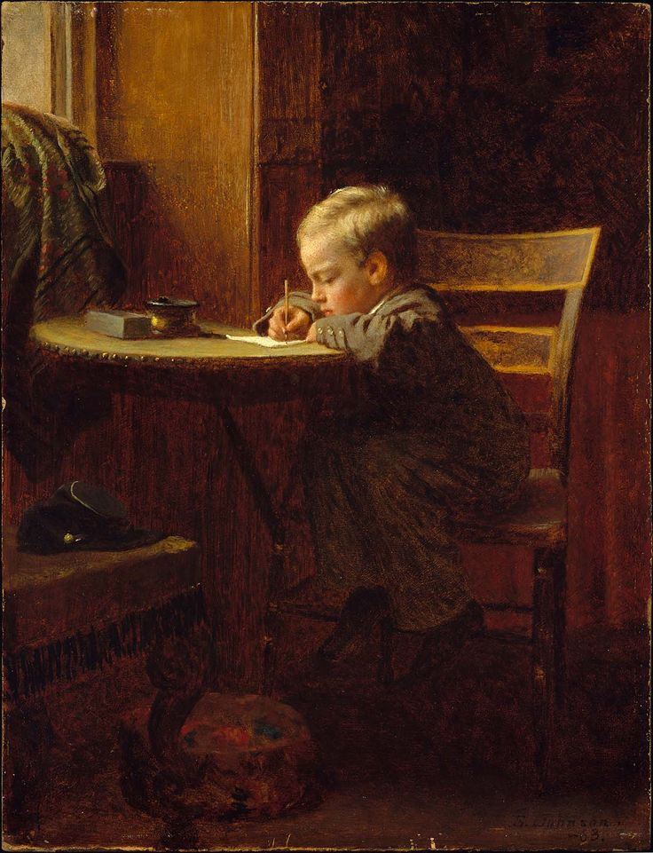 descriptive essay on absent father This essay looks at absent parents, and how to use, avoid or subvert them   does not focus on parents at all, and it works within the story's narrative and  theme.