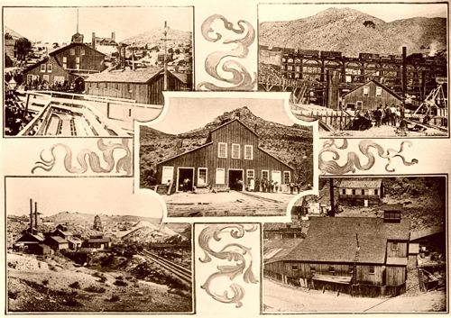 Image detail for -Virginia City, Nevada and the Comstock Lode