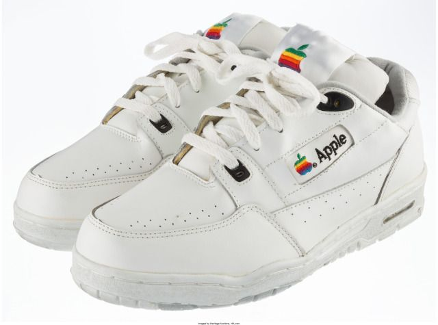 EBay to Sell Rare Sneakers Art With Heritage Auctions