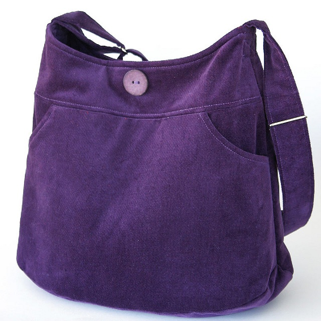 Handmade skirt bag