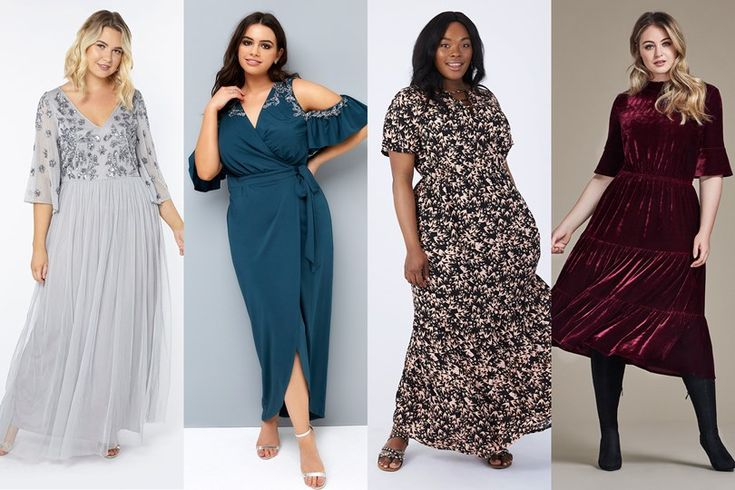 Plus Size Wedding Guest Outfits For Your Forever Wardrobe - Plus Size Occasionwear You'll Adore