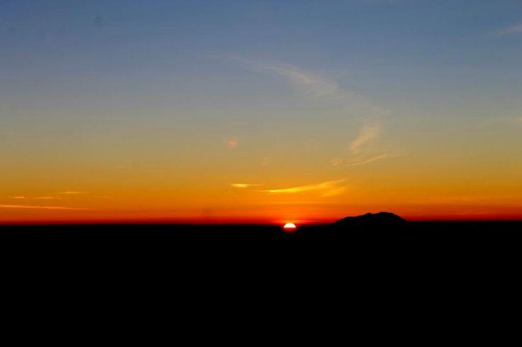 Beautiful sunrise i've ever seen ;-)