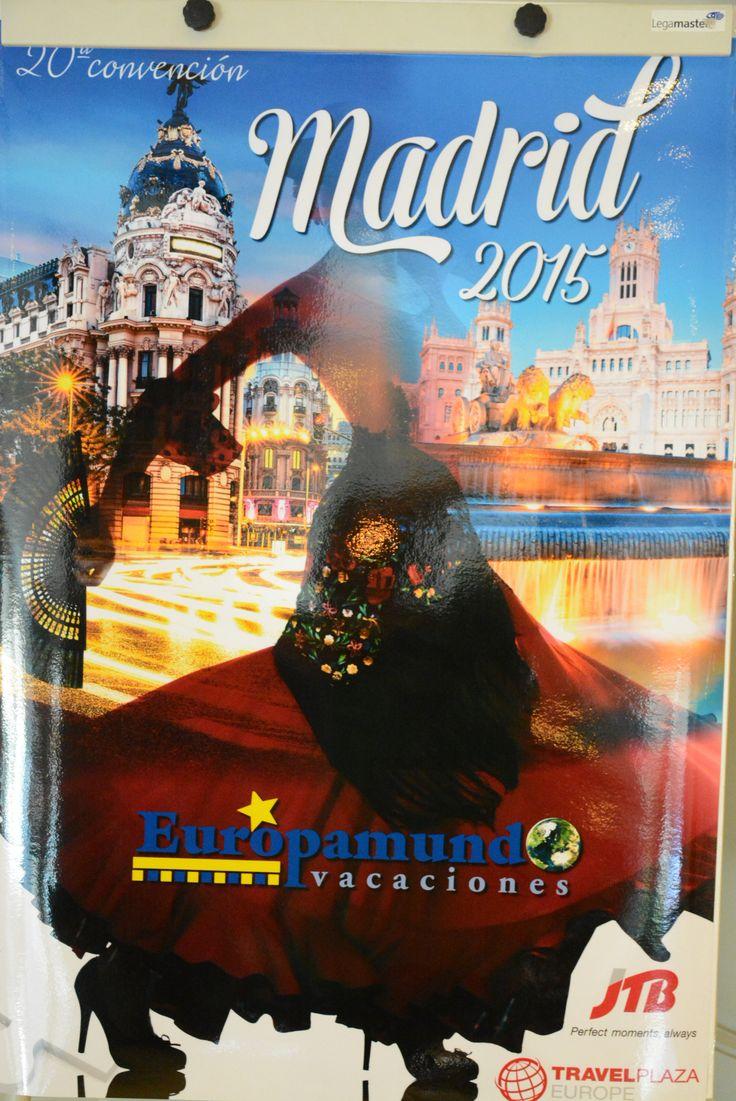 Lugar del evento: Holiday Inn Madrid en Madrid, Madrid