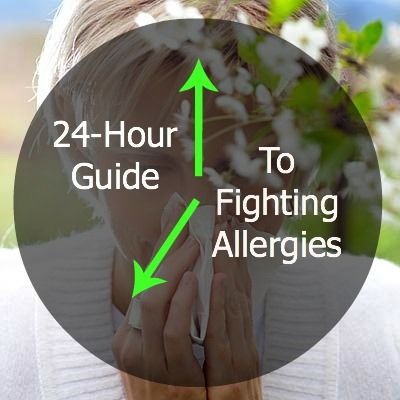 Have you been hit by SPRING ALLERGIES? Beat itchy eyes, sneezing, and a runny nose with these dawn-to-dusk fixes. | Health.com