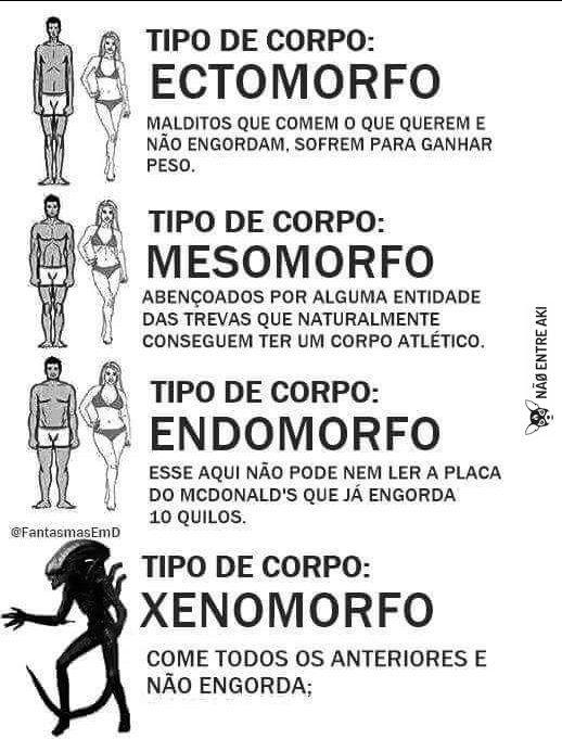 o xenomoformo vai te pegar