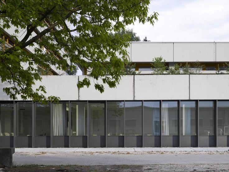 Gebäude 115 Universität Erlangen-Nürnberg — Schulz und Schulz