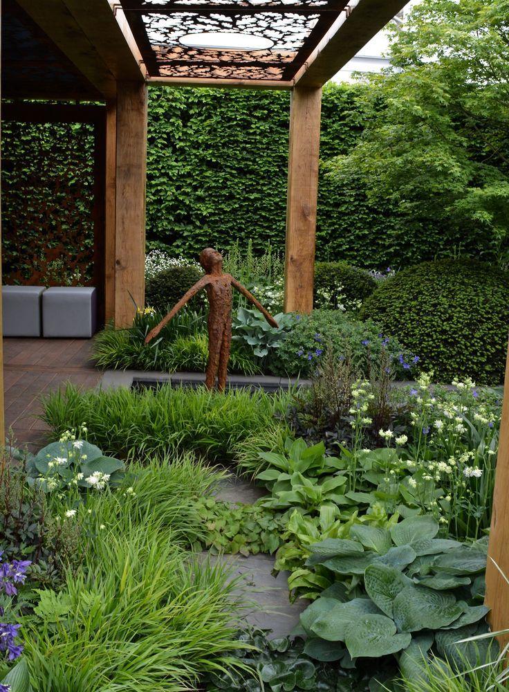 Image result for louise del balzo garden design